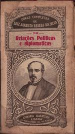 Relações politicas e diplomaticas de Portugal....jpg
