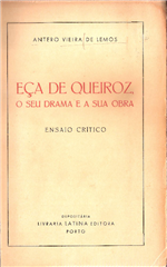 Eça de Queiroz o seu drama e a sua obra.pdf