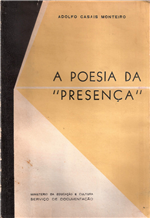 A poesia da Presença.pdf