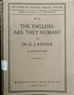 The english are they human.jpg